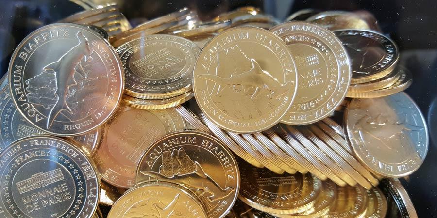 Médaille souvenir Monnaie de Paris