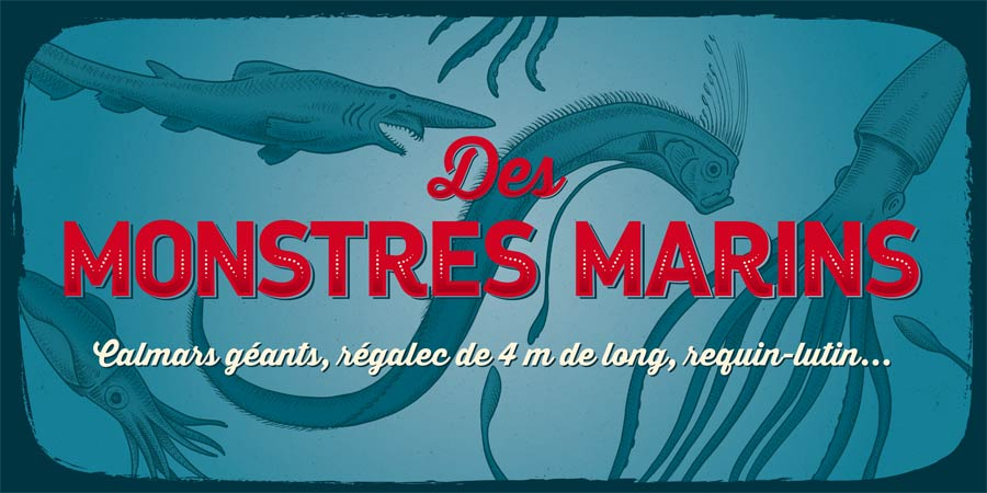 Monstres marins